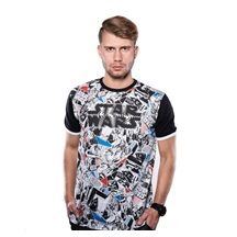 Tričko GLO STAR WARS COMICS T-SHIRT L
