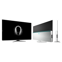 "Dell Alienware AW5520QF 54,6"" 0,5ms/3840x2160/120Hz/3xHDMI/DP/USB//OLED panel/Black"
