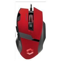SPEED LINK herní myš VADES Gaming Mouse, black-red