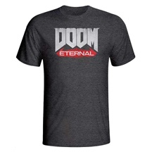 Tričko GLO DOOM ETERNAL T-SHIRT L