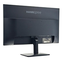 "Hannspree HS228PPB 21,5"" LCD monitor, full HD 1920x1080, 16:9, 5ms, HDMI, DP, VGA"