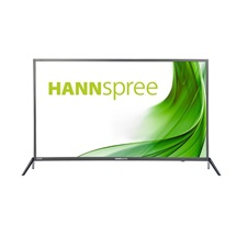 "Hannspree HL326UPB 31,5"" LCD monitor, full HD 1920x1080, 16:9, 2x HDMI, USB media player"