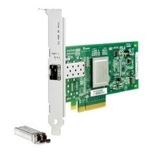 HP FCA 81Q 8Gb PCIe to Fibre Channel HBA for Win/WinSrv/Linux (Qlogic QLE2560).