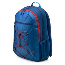HP 15.6 Active Blue/Red Backpack -  BAG