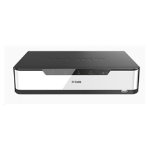 D-Link DNR-2020-04P JustConnect 16-Channel Multifunctional Network Video Recorder, rekordér pro IP kamery