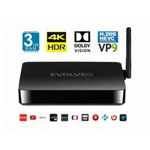 EVOLVEO MultiMedia Box M8, Octa Core multimediální centrum